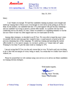 Ref Letter