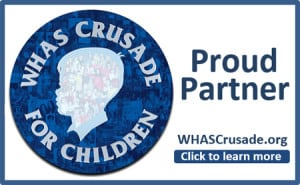 Proud Partner Crusade 450 wide